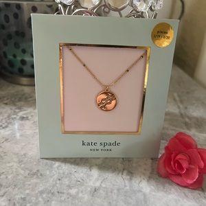 Kate Spade Pisces Pendant Necklace